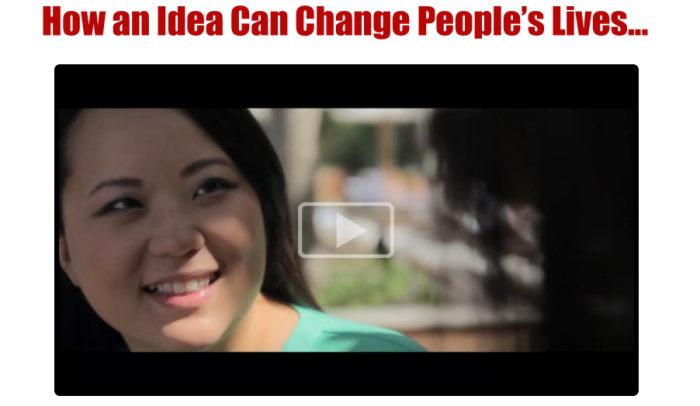 Idea can change your life